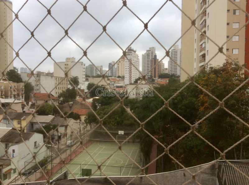Vista dos dormitórios - Apartamento mobiliado 2 dormitórios na Aclimação - ISLO0050 - 14