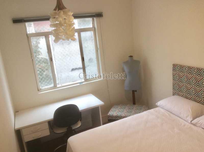 Dormitório casal - Apartamento mobiliado 2 dormitórios na Aclimação - ISLO0050 - 12