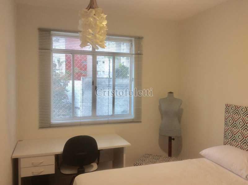 Dormitório casal - Apartamento mobiliado 2 dormitórios na Aclimação - ISLO0050 - 13