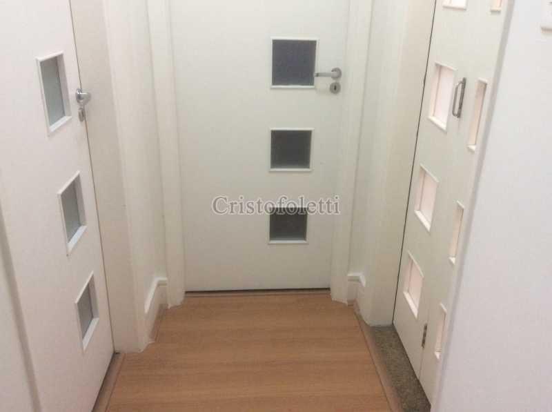 Distribuição - Apartamento mobiliado 2 dormitórios na Aclimação - ISLO0050 - 6