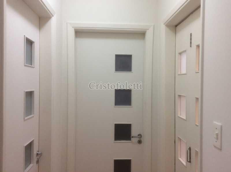 Distribuição - Apartamento mobiliado 2 dormitórios na Aclimação - ISLO0050 - 7
