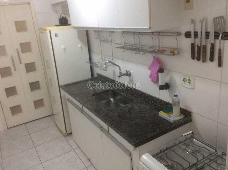 Cozinha - Apartamento mobiliado 2 dormitórios na Aclimação - ISLO0050 - 19