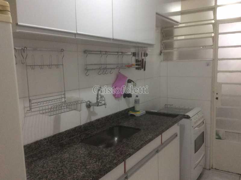 Cozinha - Apartamento mobiliado 2 dormitórios na Aclimação - ISLO0050 - 20