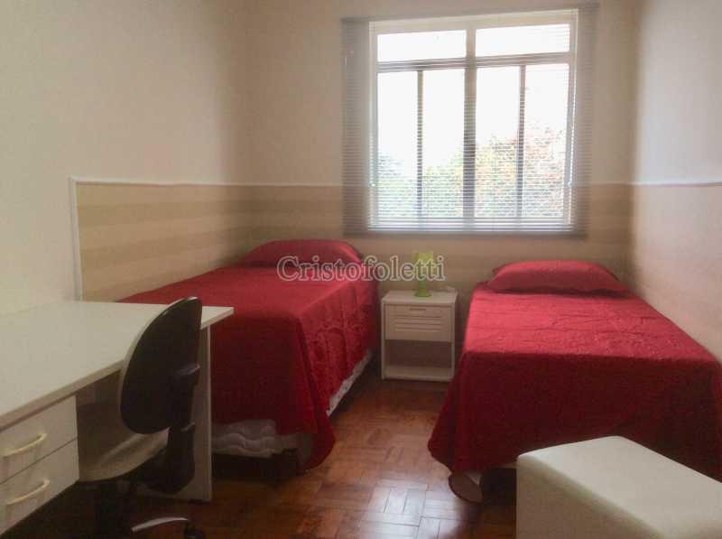 Dormitório solteiros - Apartamento mobiliado 2 dormitórios na Aclimação - ISLO0050 - 10