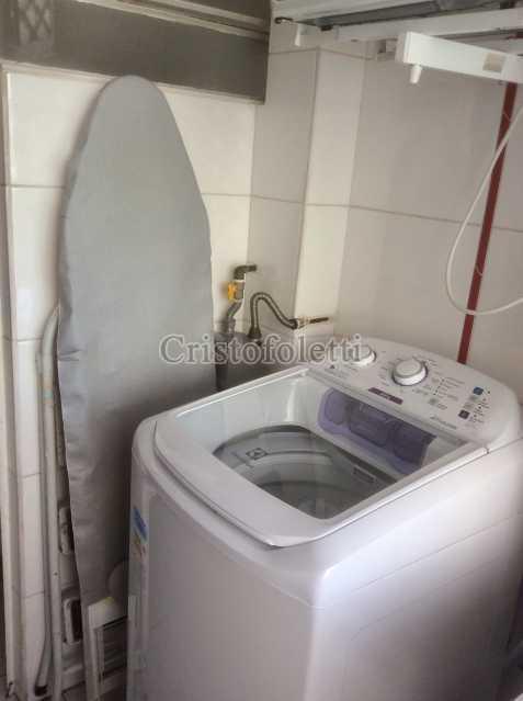 Área de serviço - Apartamento mobiliado 2 dormitórios na Aclimação - ISLO0050 - 25