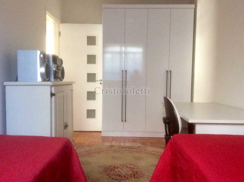 Dormitório solteiros - Apartamento mobiliado 2 dormitórios na Aclimação - ISLO0050 - 12