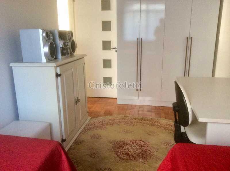 Dormitório solteiros - Apartamento mobiliado 2 dormitórios na Aclimação - ISLO0050 - 13