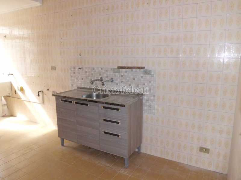 cozinha - Apartamento 3 dormitório metrô Santa Cruz para alugar - ISLO0055 - 5