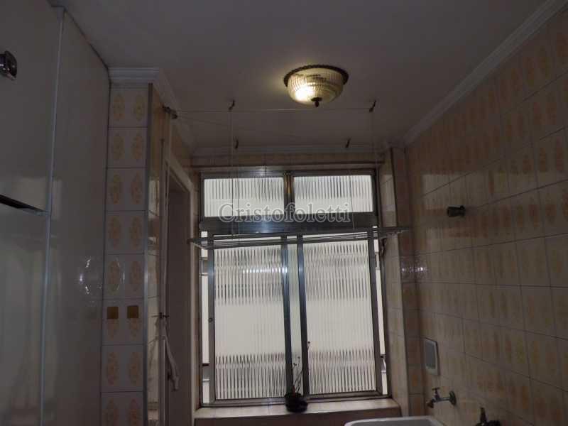 área de serviço - Apartamento 3 dormitório metrô Santa Cruz para alugar - ISLO0055 - 9
