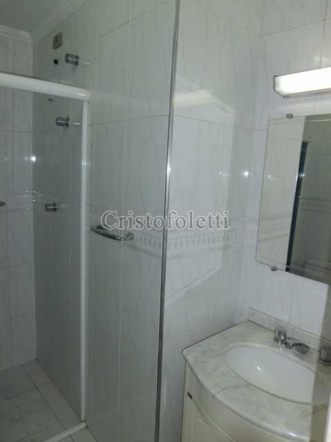 banho social - Apartamento 3 dormitório metrô Santa Cruz para alugar - ISLO0055 - 16