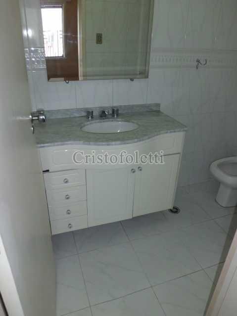 banho suíte - Apartamento 3 dormitório metrô Santa Cruz para alugar - ISLO0055 - 12