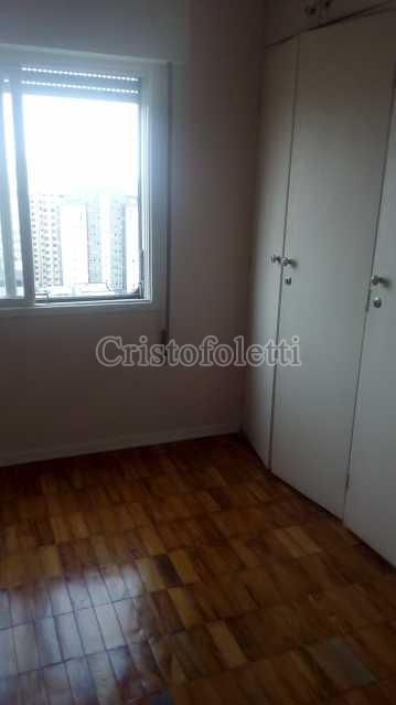 dormitório suíte - Apartamento 3 dormitório metrô Santa Cruz para alugar - ISLO0055 - 10
