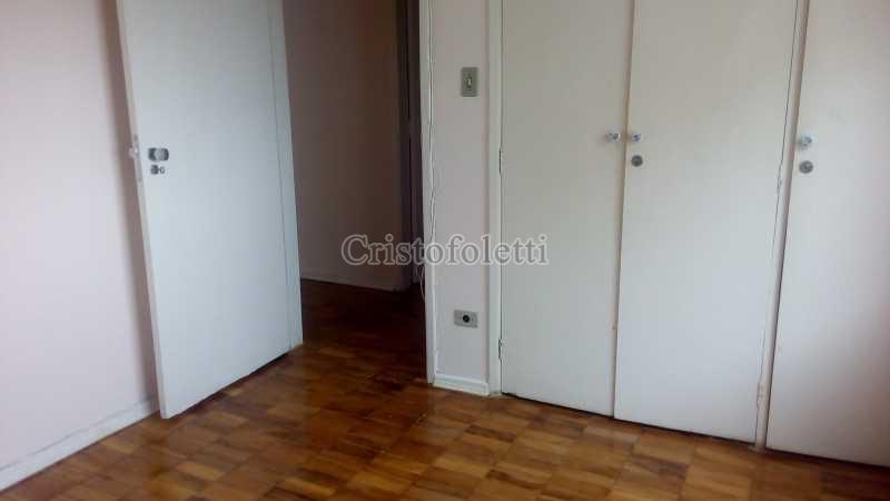 dormitório 2 - Apartamento 3 dormitório metrô Santa Cruz para alugar - ISLO0055 - 15