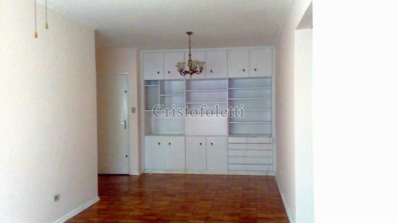 sala para 2 ambientes - Apartamento 3 dormitório metrô Santa Cruz para alugar - ISLO0055 - 1