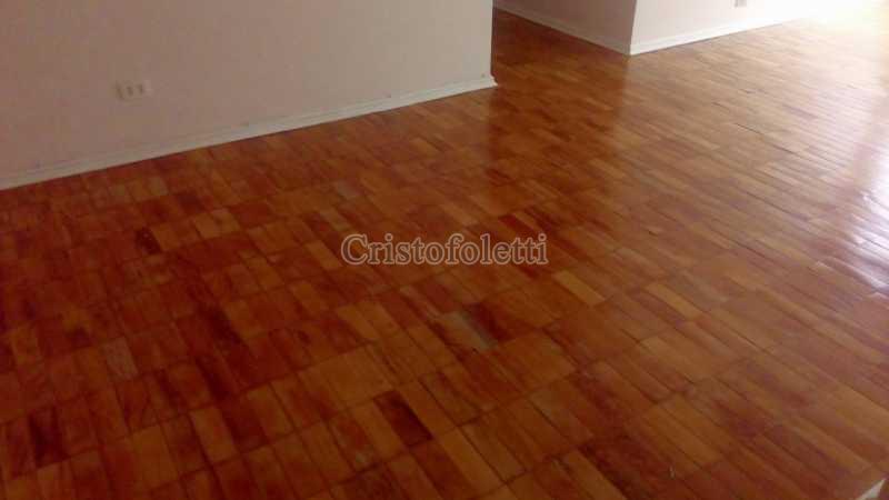 sala para 2 ambientes - Apartamento 3 dormitório metrô Santa Cruz para alugar - ISLO0055 - 4