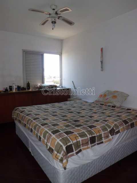 Dormitório 1 - Apartamento duplex com salão e vista privilegiada ao lado do metrô e centro de convenções imigrantes - ISLO0056 - 6
