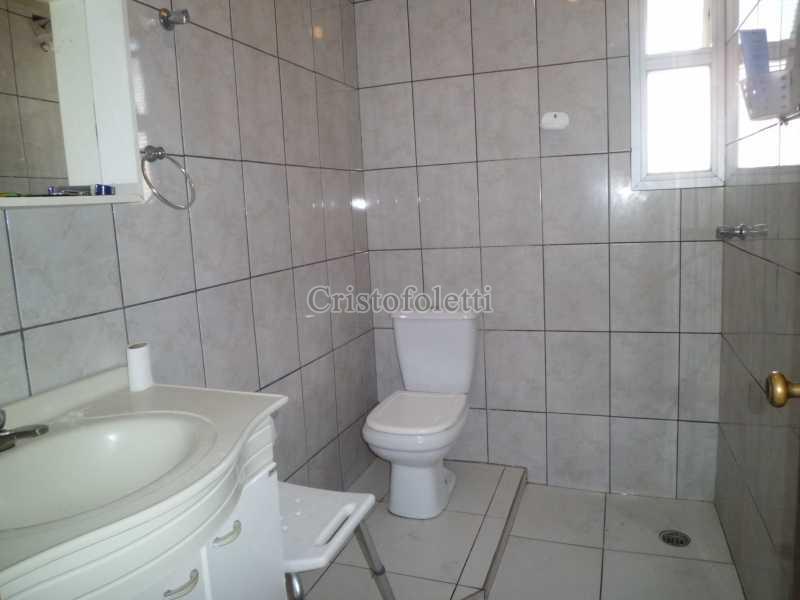 Banheiro social - Apartamento duplex com salão e vista privilegiada ao lado do metrô e centro de convenções imigrantes - ISLO0056 - 9