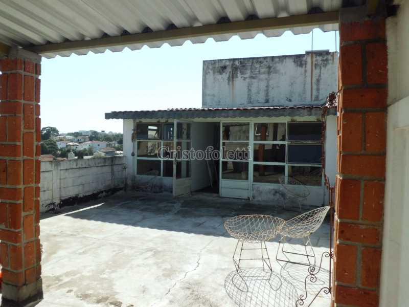 Vista interna terraço - Apartamento duplex com salão e vista privilegiada ao lado do metrô e centro de convenções imigrantes - ISLO0056 - 15