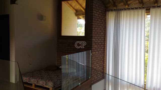 FOTO 10 - COSTEIRA, CASA DECORADA COM VISTA PARA O MAR ILHABELA - ILCN20006 - 11