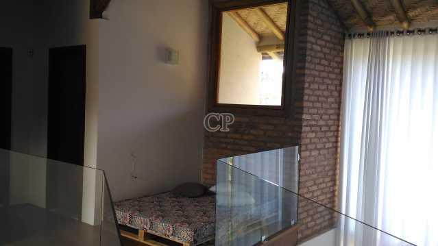 FOTO 11 - COSTEIRA, CASA DECORADA COM VISTA PARA O MAR ILHABELA - ILCN20006 - 12
