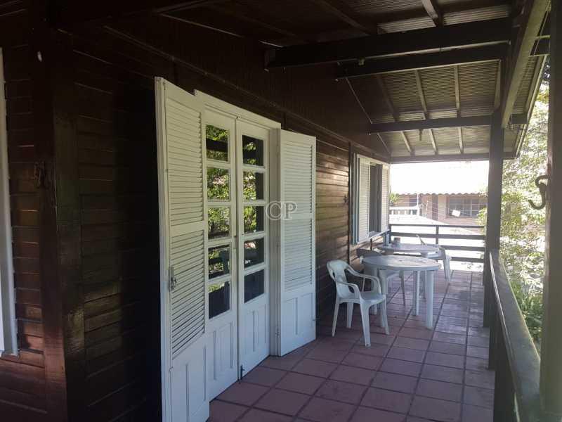 FOTO 14 - CASA PRÓXIMO A PRAIA DO JULIÃO, QUINTAL GRANDE - ILCA00084 - 11