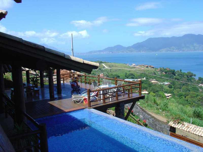 FOTO 3 - Casa à venda Ilhabela,SP Armação - R$ 2.650.000 - ILCA00085 - 3
