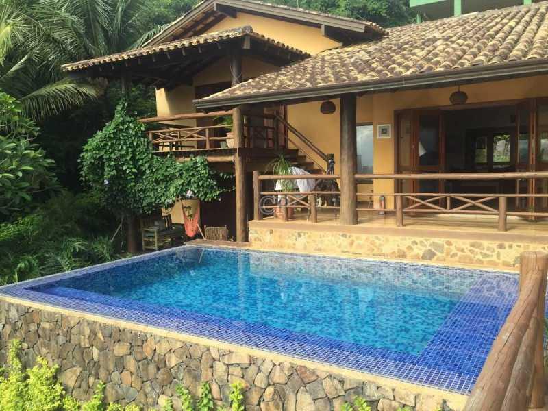 FOTO 4 - Casa à venda Ilhabela,SP Armação - R$ 2.650.000 - ILCA00085 - 6