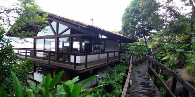 FOTO 13 - CASA NA COSTEIRA NORTE DA ILHA COM VISTA PRIVILEGIADA PARA O MAR - ILCA00087 - 3
