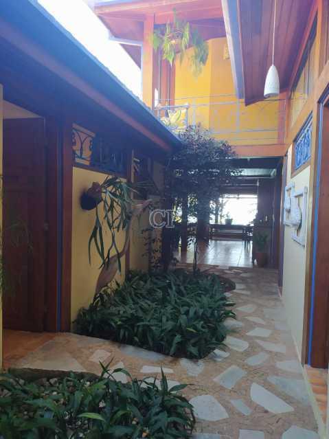 FOTO 33 - SOBRADO NA COSTEIRA COM VISTA PARA O MAR E ACESSO A PRAIA - ILCN00019 - 3