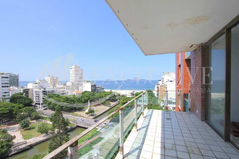 IMG_3396 - Cobertura à venda Avenida Borges de Medeiros,Leblon, Rio de Janeiro - R$ 8.500.000 - COB0059 - 5