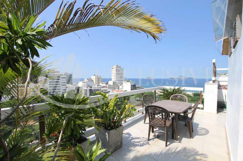 IMG_3419 - Cobertura à venda Avenida Borges de Medeiros,Leblon, Rio de Janeiro - R$ 8.500.000 - COB0059 - 15