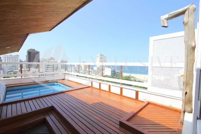 IMG_3422 - Cobertura à venda Avenida Borges de Medeiros,Leblon, Rio de Janeiro - R$ 8.500.000 - COB0059 - 20