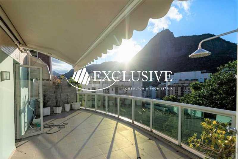 d064329e48fb763cc7f2841f6078a0 - Cobertura à venda Rua Baronesa de Poconé,Lagoa, Rio de Janeiro - R$ 2.280.000 - COB0060 - 1