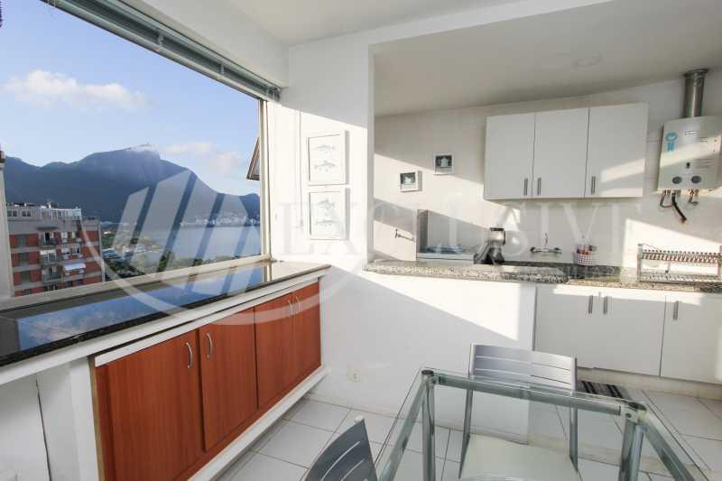 IMG_9491 - Apartamento para venda e aluguel Rua Almirante Guilhem,Leblon, Rio de Janeiro - R$ 1.380.000 - SL1604 - 11
