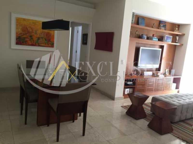 1 - Apartamento à venda Rua Professor Manuel Ferreira,Gávea, Rio de Janeiro - R$ 2.500.000 - SL257 - 20