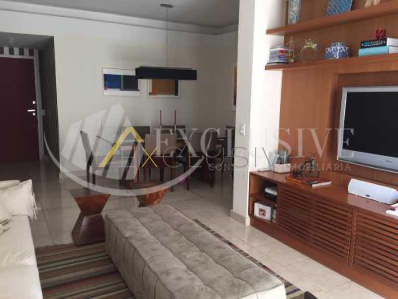 2 - Apartamento à venda Rua Professor Manuel Ferreira,Gávea, Rio de Janeiro - R$ 2.500.000 - SL257 - 21