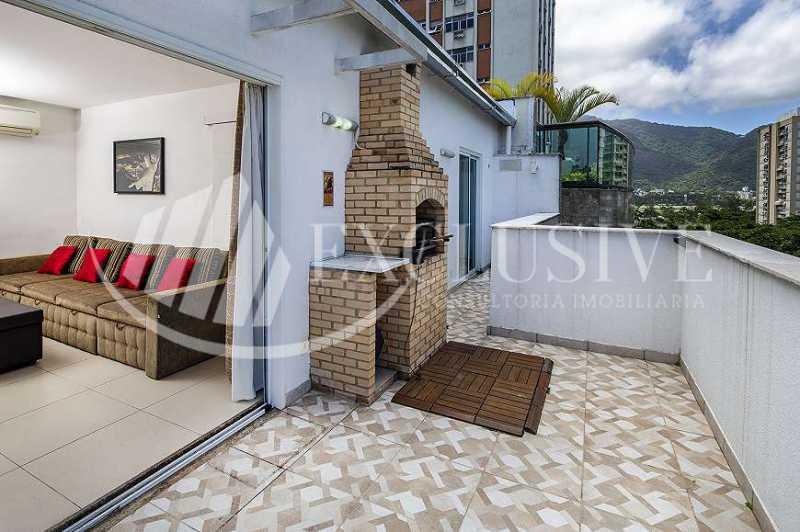 ea44c52bb931a90c1ba6c1833c69dc - Cobertura para venda e aluguel Rua Cupertino Durão,Leblon, Rio de Janeiro - R$ 5.800.000 - COB0086 - 7