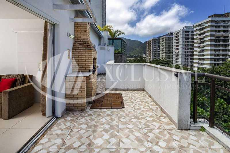 0e57141e6d38eb14ce4f9cd41e3147 - Cobertura para venda e aluguel Rua Cupertino Durão,Leblon, Rio de Janeiro - R$ 5.800.000 - COB0086 - 8