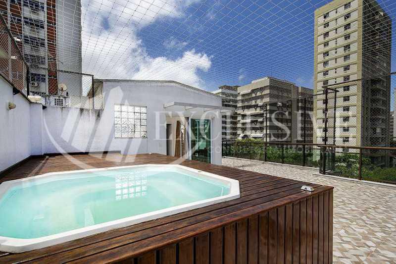 cb371961f4a1126cfef1f60f054365 - Cobertura para venda e aluguel Rua Cupertino Durão,Leblon, Rio de Janeiro - R$ 5.800.000 - COB0086 - 5