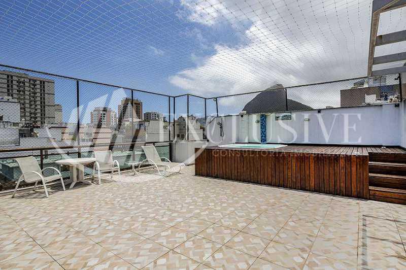 15e0e3048c3f4e5f884008bbe5568d - Cobertura para venda e aluguel Rua Cupertino Durão,Leblon, Rio de Janeiro - R$ 5.800.000 - COB0086 - 1