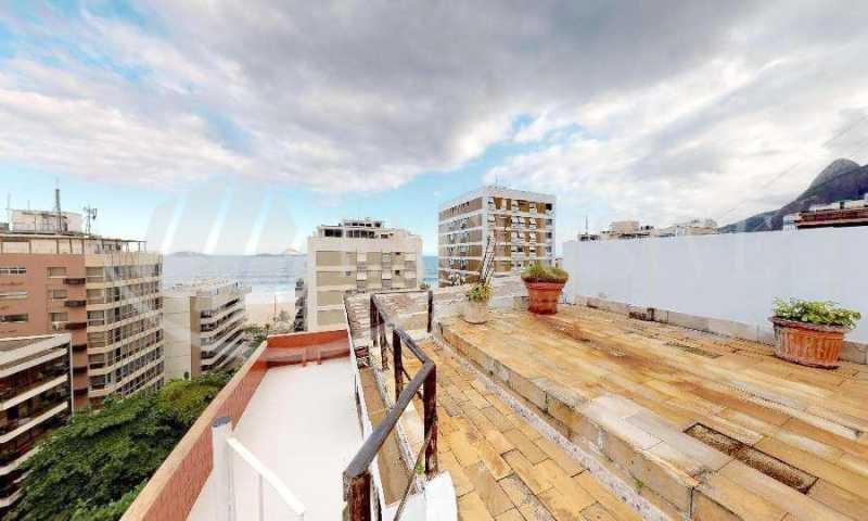 8d2b232b-46b9-4b86-91d0-2fc880 - Apartamento à venda Rua Almirante Pereira Guimarães,Leblon, Rio de Janeiro - R$ 7.600.000 - COB0092 - 1