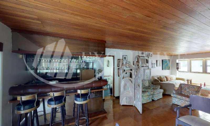 b144aaab-c6e6-499e-95d0-576571 - Apartamento à venda Rua Almirante Pereira Guimarães,Leblon, Rio de Janeiro - R$ 7.600.000 - COB0092 - 10