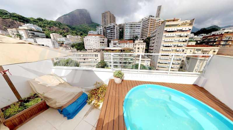 IMG_7714 - Cobertura à venda Avenida Visconde de Albuquerque,Leblon, Rio de Janeiro - R$ 3.990.000 - COB0094 - 4