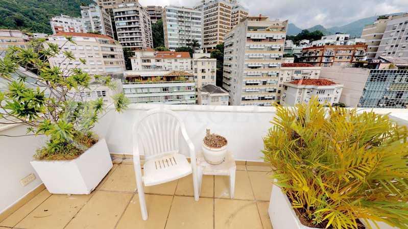 IMG_7716 - Cobertura à venda Avenida Visconde de Albuquerque,Leblon, Rio de Janeiro - R$ 3.990.000 - COB0094 - 6