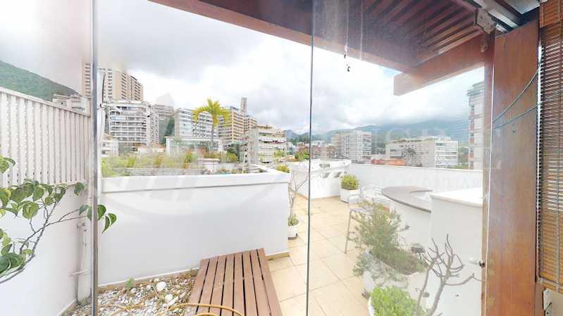 IMG_7718 - Cobertura à venda Avenida Visconde de Albuquerque,Leblon, Rio de Janeiro - R$ 3.990.000 - COB0094 - 3