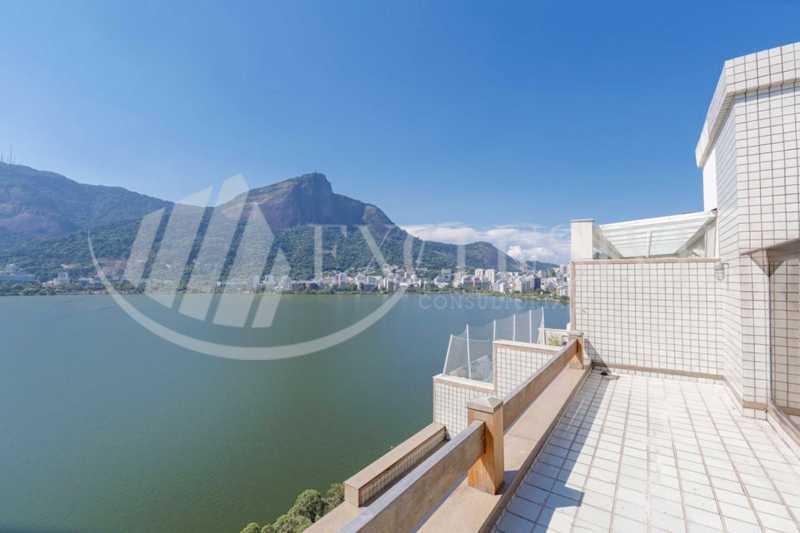 IMG_5521 - Cobertura à venda Avenida Epitácio Pessoa,Lagoa, Rio de Janeiro - R$ 4.000.000 - COB0099 - 1
