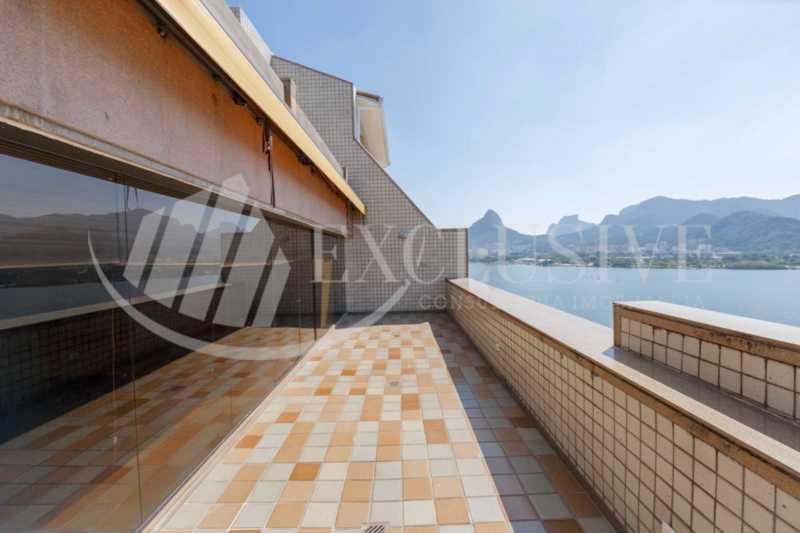 IMG_5535 - Cobertura à venda Avenida Epitácio Pessoa,Lagoa, Rio de Janeiro - R$ 4.000.000 - COB0099 - 15