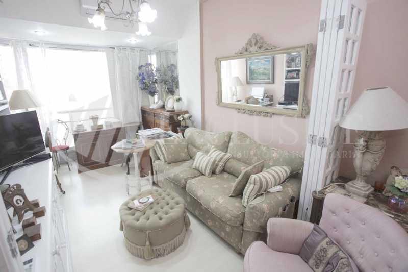 IMG_6044 - Apartamento à venda Rua Professor Antônio Maria Teixeira,Leblon, Rio de Janeiro - R$ 1.150.000 - SL1624 - 1