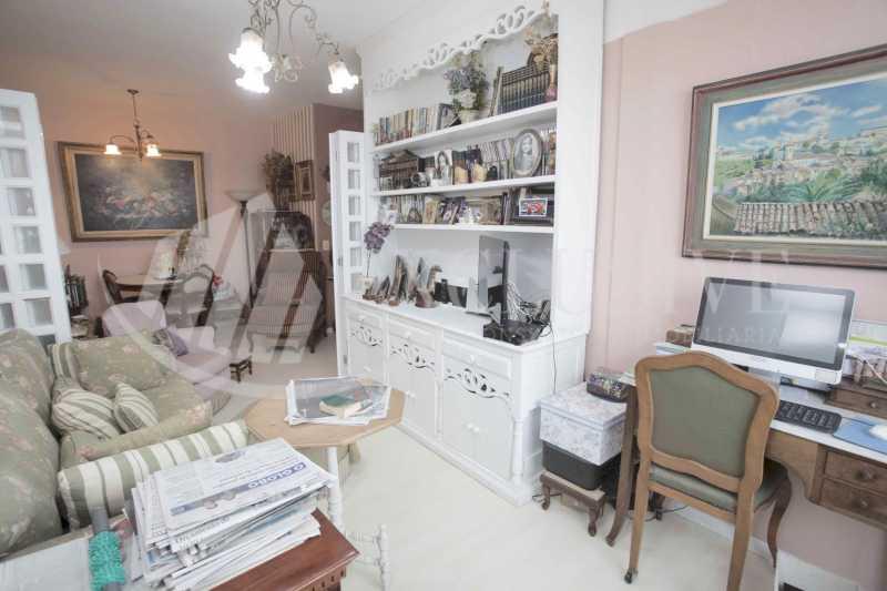 IMG_6047 - Apartamento à venda Rua Professor Antônio Maria Teixeira,Leblon, Rio de Janeiro - R$ 1.150.000 - SL1624 - 5