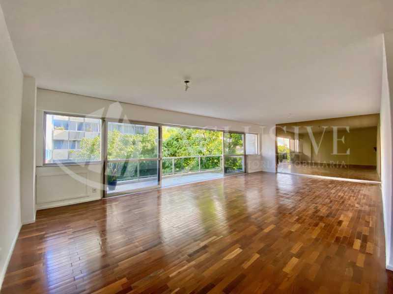 IMG_3319 - Apartamento para alugar Avenida General San Martin,Leblon, Rio de Janeiro - R$ 8.000 - LOC198 - 1
